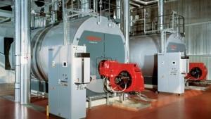 Industriesysteme | Dampferzeuger | Dampfkessel | Biogasanlage