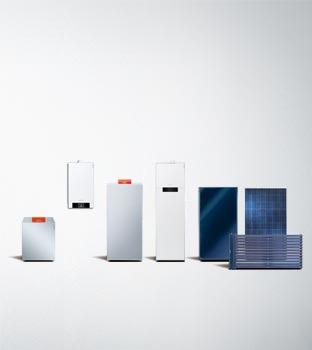Systemlösungen wie Heizkessel für alle Energieträger | Viessmann