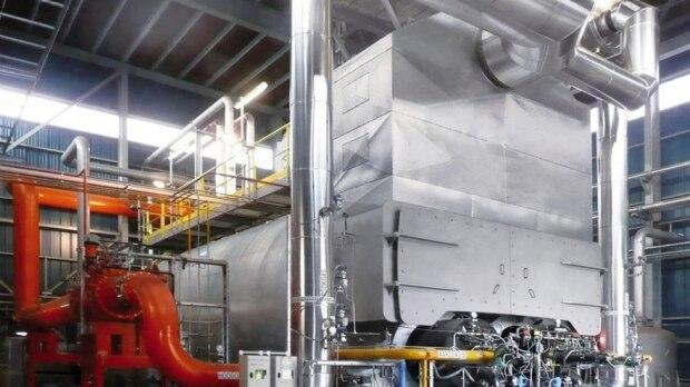 Industriekessel-Anlagen zur Heißwassererzeugung | Viessmann