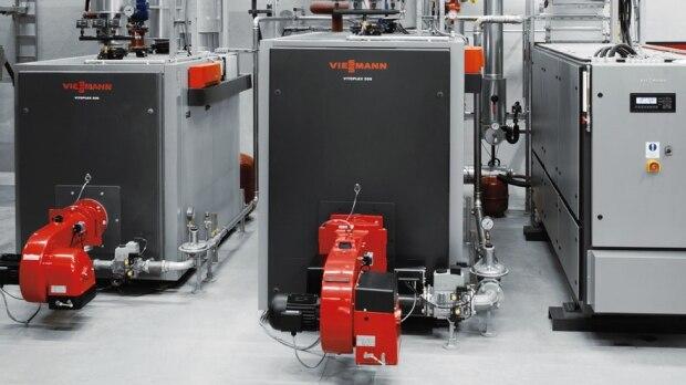 Niedertemperatur-Gas-Heizkessel Vitoplex 200 | Viessmann